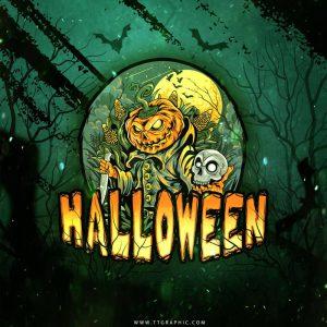 لوگو هالووین,دانلود لوگوی هالویین